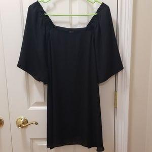 Worthington black blouse sz 1X